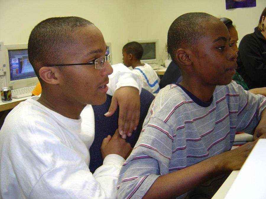 a-student-teaching-at-an-anti-gang-community-center