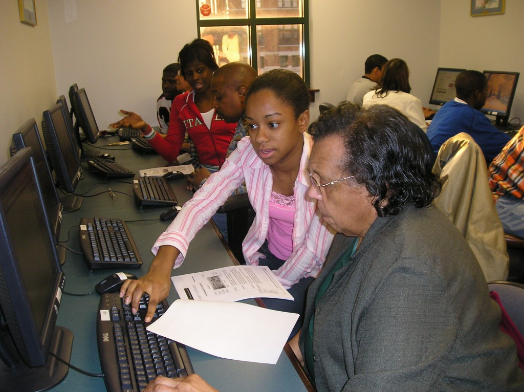Digital Divide and the Intergenerational Divide