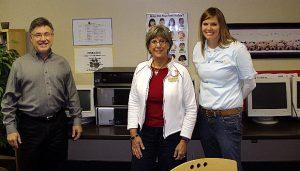 President of Net Literacy Don Kent, Guidance Counselor Carmel Elementary Wendy Truesdale, Bright House Networks Brooke Krodel