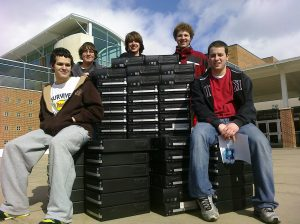 Computer Connects donates more than 4,000 computers each year to schools and nonprofits