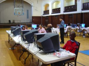 Teaching middle school students how to succeed in the digital age