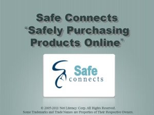 Safely Purchasing Products Online