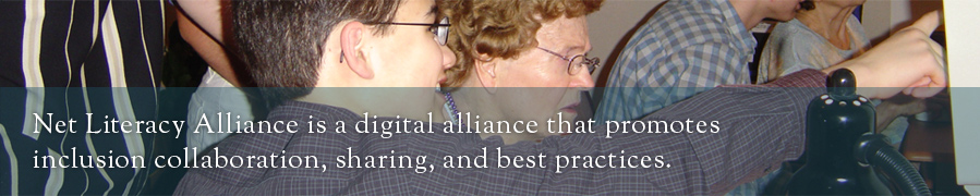 Net Literacy Alliance Banner