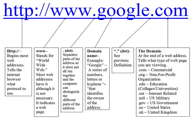 The Internet   Net Literacy