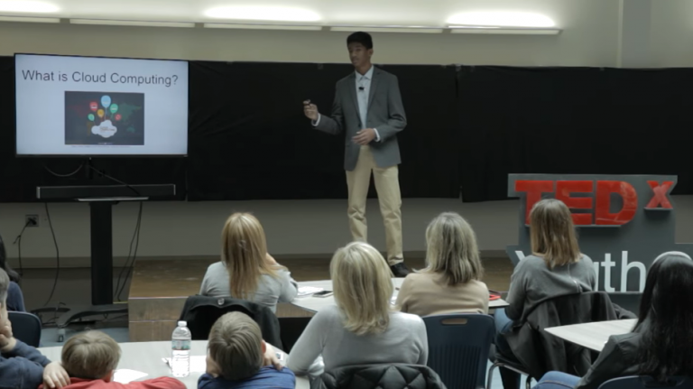 Best of TedX: The future of the world: AI and cloud computing