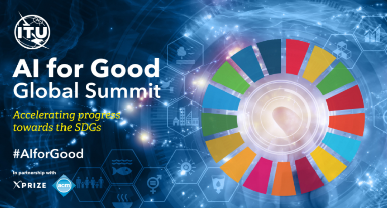 From the International Telecommunication Union: AI for Good Global Summit Reports