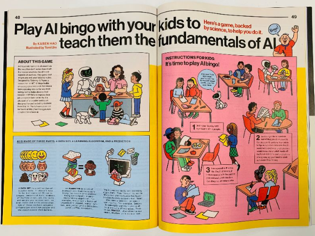From MIT Media Labs: An Ethics of Artificial Intelligence Curriculum for Middle School Students