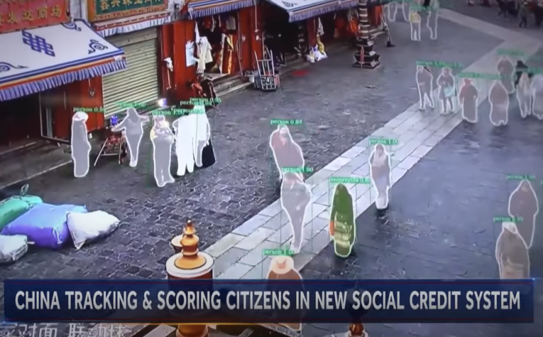 From NBC: Social Credit System Coming to China, With Citizens Scored on Social Behavior