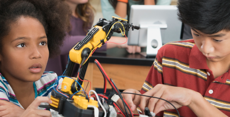 From College Board: AI for K-12 – Bringing Next-Level Tech Skills Into the Classroom