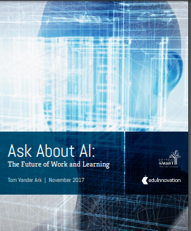 From Getting Smart: Ask about AI – the future of work and learning