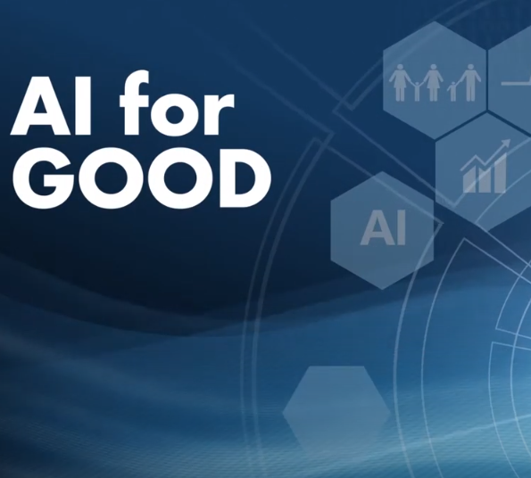 From the International Telecommunications Union: AI For Good is also AI for sustainability