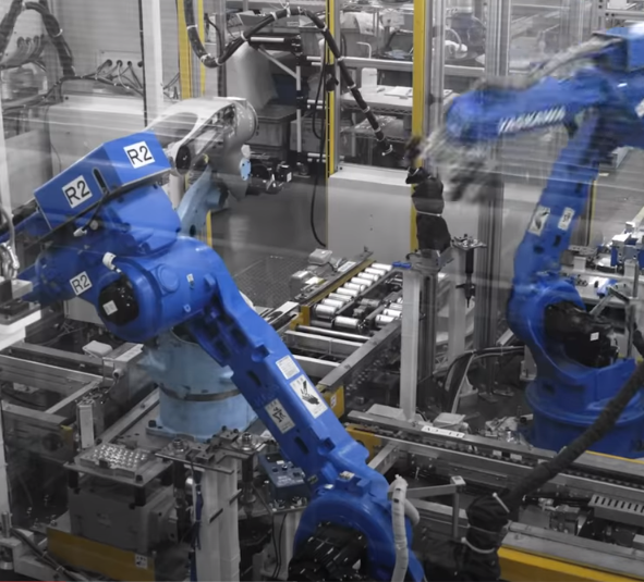 From The Wall Street Journal: The Robot Revolution – The New Age of Manufacturing