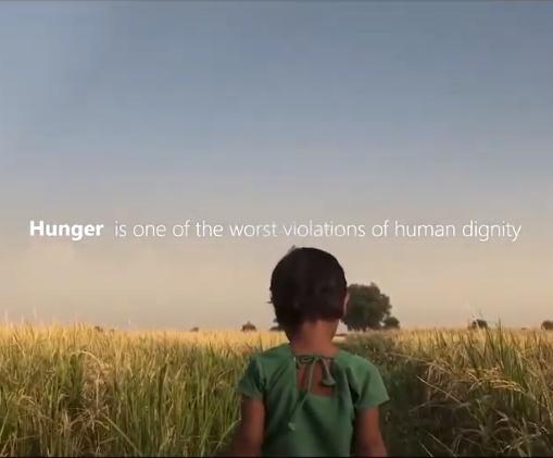 From Munich Re: Fighting World Hunger Using AI